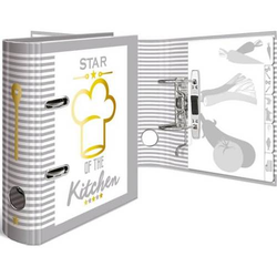 Rezeptordner A5 Star of The Kitchen