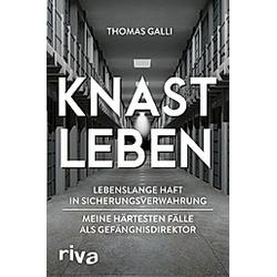 Einmal Knast  immer Knast. Thomas Galli  - Buch