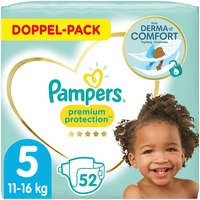 Pampers Premium Protection 11-16 kg 52 St.