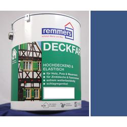Remmers Deckfarbe - Königsblau 5L