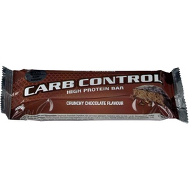 Body Attack Carb Control Crunchy Chocolate Riegel 100 g