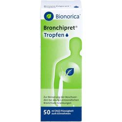 BRONCHIPRET Tropfen 50 ml