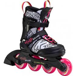 K2 MARLEE SPLASH Inline Skate 2021 black/pink/splash - 35-40