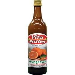 VITAGARTEN Orangen Saft 750 ml