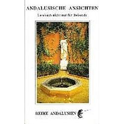 Andalusische Ansichten - Buch