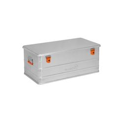 ALUBOX Aufbewahrungsbox ALUBOX Alukiste C29 - C140 - Alukisten von 29 bis 140 Liter