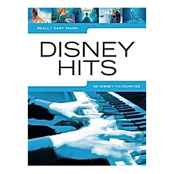 Disney Hits  piano - Buch