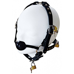 Test Erotik-Maske
