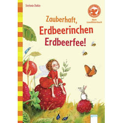 Erdbeerinchen Erdbeerfee. Zauberhaft Erdbeerinchen Erdbeerfee! als Buch von Stefanie Dahle