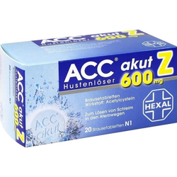 ACC akut 600 Z Hustenlöser