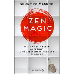 ZEN MAGIC als Buch von Shunmyo Masuno