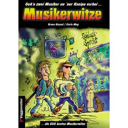 Musikerwitze - Bruno Kassel & Carlo May