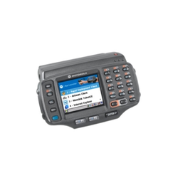 WT41N - Mobiles Terminal mit Touchscreen, Tastatur, 802.11a/b/g, Windows CE 7, erweiterte Batterie