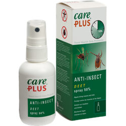 CARE PLUS Anti-Insect Deet Spray 50% 200 ml