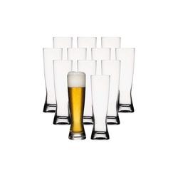 SPIEGELAU Bierglas Vino Grande Weizenbierglas 0,5 l 12er Set (12-tlg), Glas