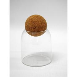 ZELLERFELD Aufbewahrungsdose Zellerfeld Trendmax Vorratsglas Aufbewahrungsdosen Glasbehälter Cam Kavanoz Vorratsdosen 0.450 l