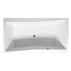 HAK Badewanne QUEST Badewanne mit Füßen, 180x100x49 cm
