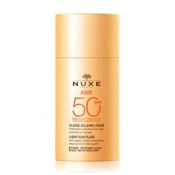 NUXE Sun Fluid LSF 50 żel do opalania  50 ml