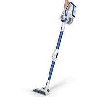 Clean Maxx Akku-Zyklon-Staubsauger weiß/blau