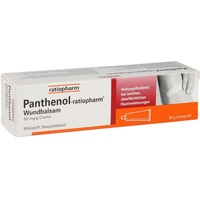 Ratiopharm Panthenol ratiopharm Wundbalsam