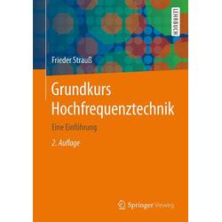 Grundkurs Hochfrequenztechnik