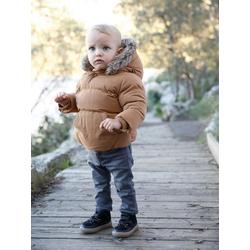 vertbaudet Winterjacke Baby Winterjacke für Jungen 74