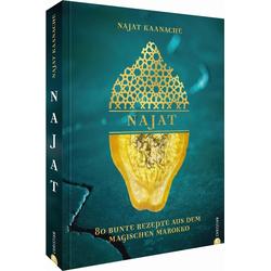 Najat als Buch von Najat Kaanache