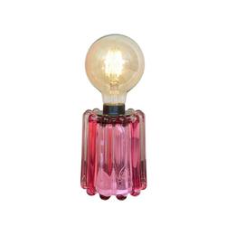 Mila LED Tischleuchte Mila LED Tisch-Lampe Retro-Sol pink, MI-440-RS-PI
