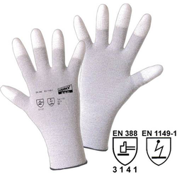 Worky L+D ESD TIP 1170 Nylon Arbeitshandschuh Größe (Handschuhe): 10, XL EN 388 , EN 1149-1 CAT II