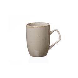 Ritzenhoff & Breker / Flirt Kaffeebecher Casa in grau, 380 ml