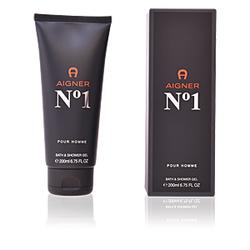 AIGNER Nº1 bath & shower gel 200 ml