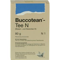 BUCCOTEAN Tee N 80 g