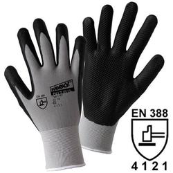 Worky L+D NITRIL GRID 1167-11 Nylon Arbeitshandschuh Größe (Handschuhe): 11, XXL EN 388 CAT II 1 P