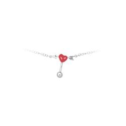 Wildcat Bauchnabelpiercing Bauchnabelpiercing Belly Chain Heart