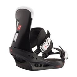 Burton - Freestyle Black 2021 - Snowboard Bindungen - Größe: M (41-44)