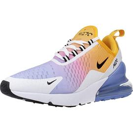 Nike Low Air Max 270 Futura Blau Sneakers Herren Online