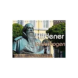 Hildener Bilderbogen 2021 (Tischkalender 2021 DIN A5 quer)