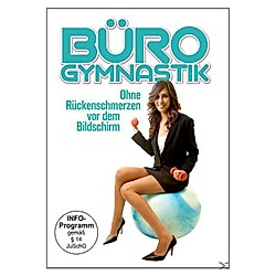 Bürogymnastik - Ohne Rückenschmerzen Vor Dem Bildschirm - DVD  Filme