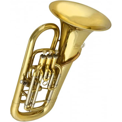Chicago Winds CC-EP6100L Euphonium - Euphonium