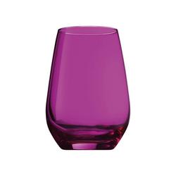 SCHOTT-ZWIESEL Gläser-Set Vina Spots 6er Set Fuchsia, Kristallglas