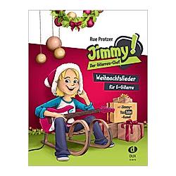 Jimmy! Der Gitarren-Chef - Weihnachtslieder - Buch