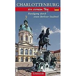Charlottenburg an einem Tag. Marika Bent  - Buch