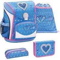 4-tlg. jeans heart