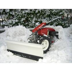 Schneeschild 100 cm inklusive Gummileiste passend für Einachser MF5