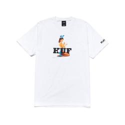 HUF T-Shirt Playboy Bunny Logo SS M