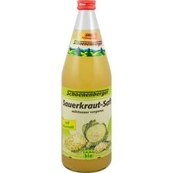 SAUERKRAUTSAFT Bio Schoenenberger 750 ml