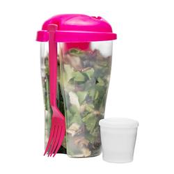 Sagaform To Go Salat Pink