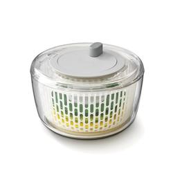 JosephJoseph Spiralschneider 4-in-1 Salat Multifunktions-Kit, Multi-Funktion als Salatschleuder, Hobel, Reibe, Spiralisierer für Gemüsenudeln