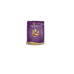 APPLAWS Cat Adult Hühnchenbrust & Wildreis 70g
