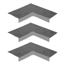 poresta 3D Multi-Dichteckenset für bodenebene Duschwannen, 3 Stück